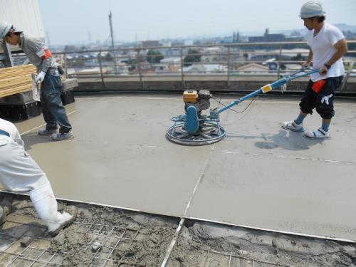 アスファルト防水保護工法